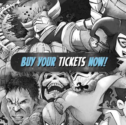 comic con gent buy tickets manga