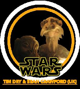 Tim Dry Sean Crawford star wars