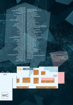 comic con floor plan part1