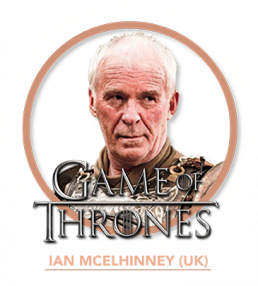 Ian Mc Celhinney game of thrones