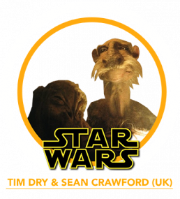 Tim Dry Sean Crawford Star Wars