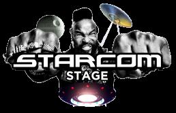 starcom stage comic con gent
