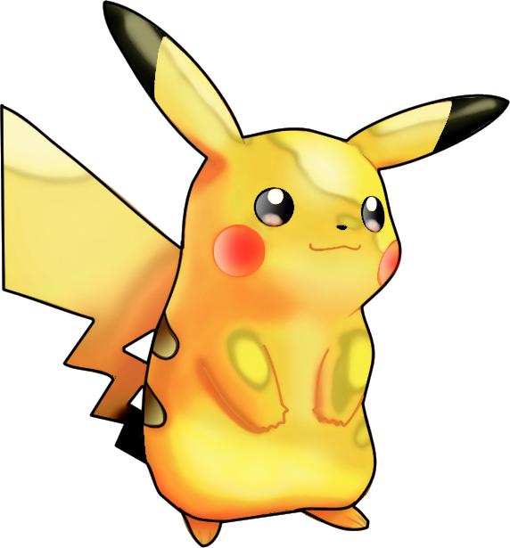 pikachu comic con gent