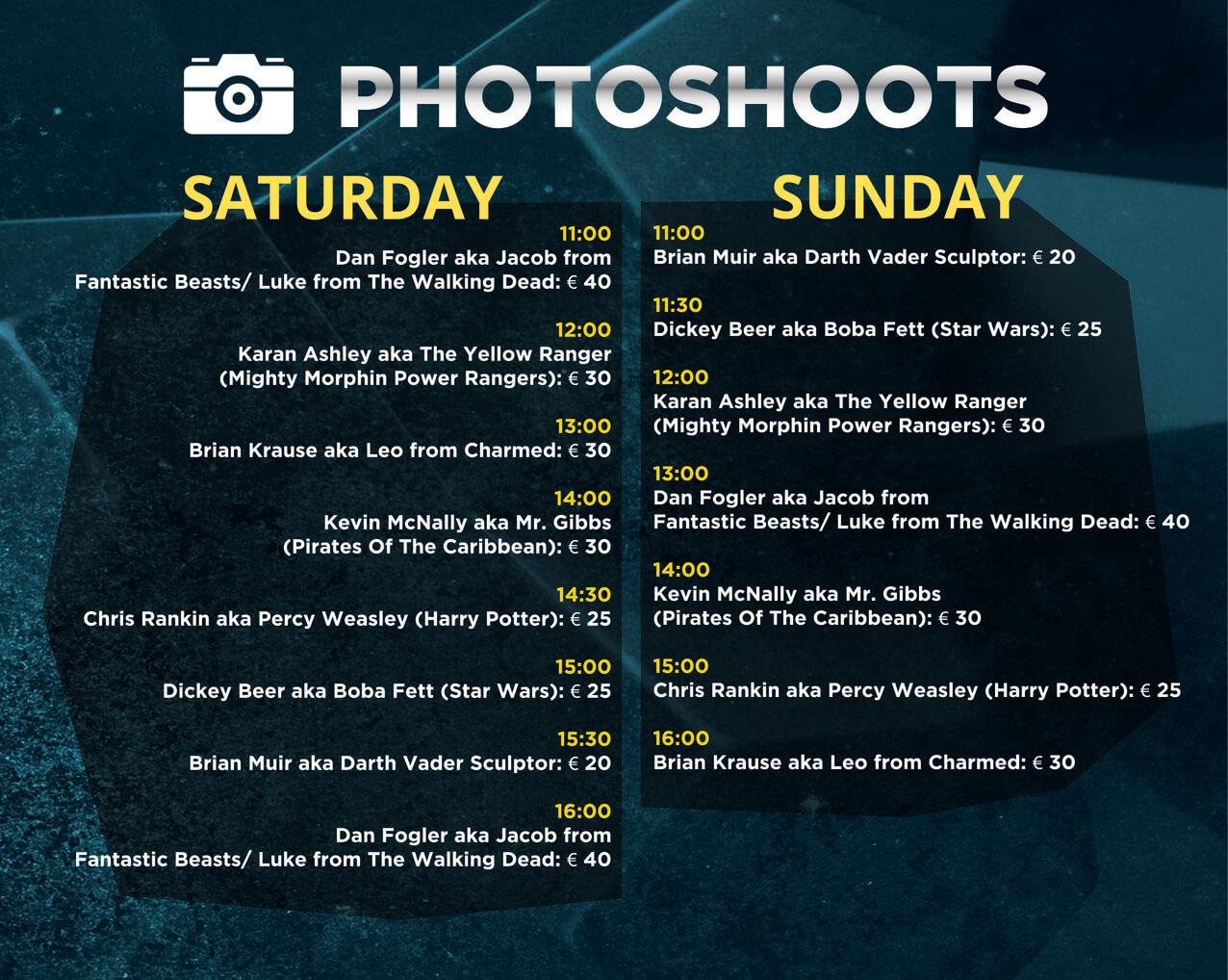 photoshoot gent